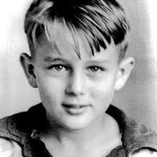 James, de niño