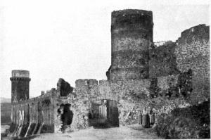 Castillo de Hostalric