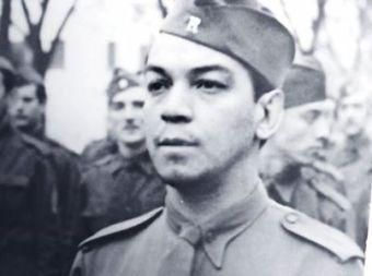Mario en el ejército
