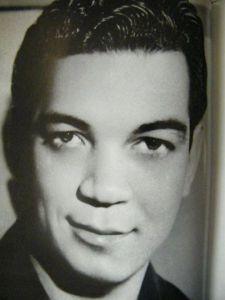 Un joven Mario Moreno