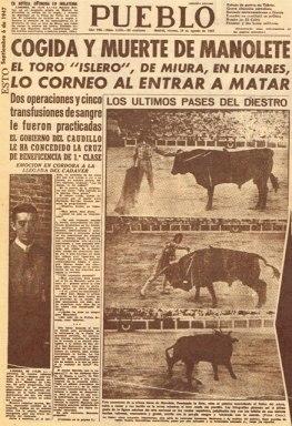 El diario Pueblo