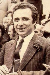 """Enrique Castellón Vargas """"El Príncipe Gitano"""""""