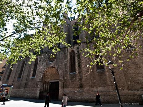 Iglesia de Santa María del Pí