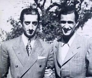 Manolete y Carlos Arruza fueron grandes amigos dentro y fuera de los ruedos.