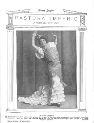 Pastora Imperio