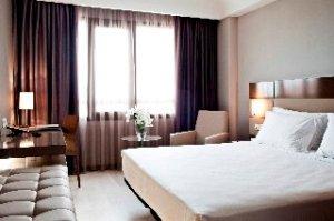 Hotel Santa Cristina (habitación 928)