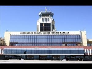 Aeropuerto Adolfo Suaréz de Madrid-Barajas