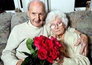 Josep y María, padres adoptivos de Elena Prats