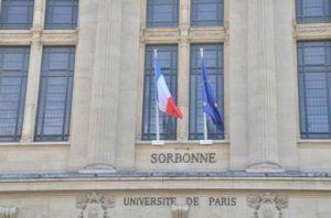 Universidad de la Sorbona en Paris