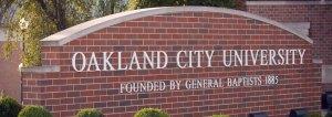 Universidad de Oakland City de EE. UU.