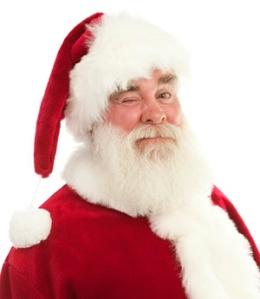 ¿Papá Noel ó Marcos Ruiz?