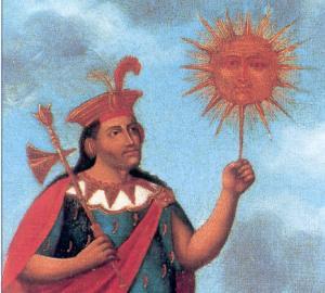 El dios Sol