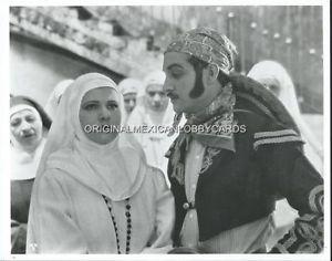 Con Mª Fernanda Ibáñez en La madrina del diablo (1937)