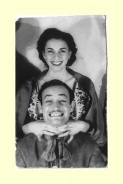 Jorge Negrete y Elisa Christy