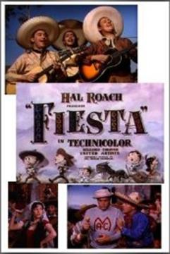 Cartel de la película Fiesta (1941)