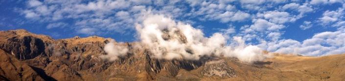 Apu, el espíritu inca del cerro de los Andes
