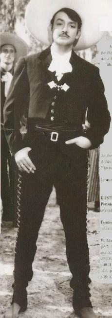Jorge Negrete, el charro mexicano