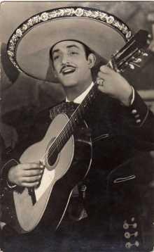 Jorge Negre, el charro cantor..