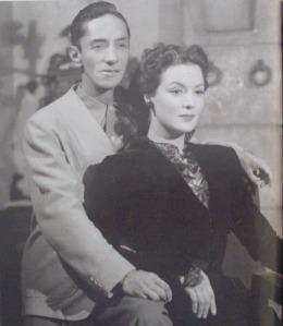 María Félix y Agustin Lara