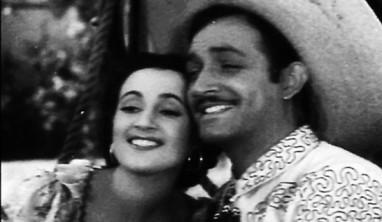 Con Mª Elena Marqués en Así se quiere en Jalisco (1942)