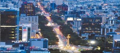 México, Distrito Federal.