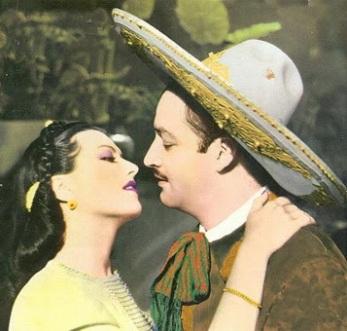 Jorge Negrete y Gloria Marín