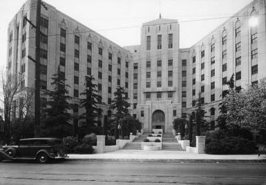 Hospital Lebanon Cedars de Los Ángeles