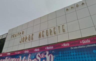 Teatro Jorge Negrete (A.N.D.A)