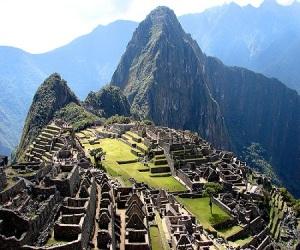Machu Picchu (cordillera de los Andes)