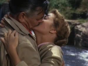 Con Clark Gable en