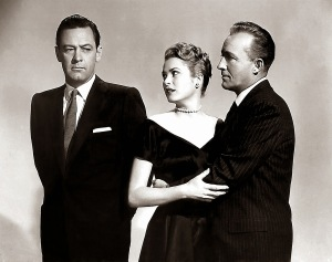 Con William Holden y Bing Crosby en