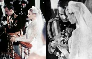 Enlace matrimonial en la Catedral de San Nicolás (Mónaco)