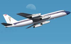 Jet Convair 880