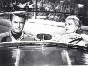 En esa misma carretera años antes la princesa Grace rodó junto a Cary Grant