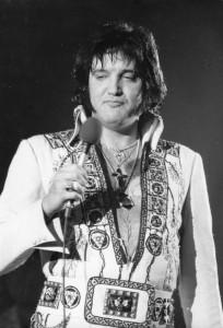 Elvis en su etapa final