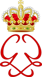 Escudo Real de Grace de Mónaco.