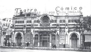 Teatro Cómico.