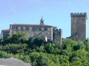 Castillo de Monforte de Lemos