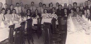 Banquete de boda en el hotel Sant Agustí.