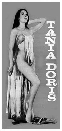 Tania Doris (Dolores Cano Barón).