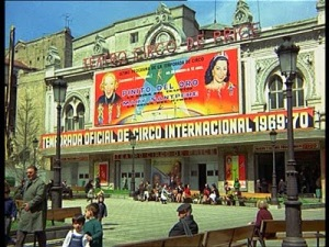 Circo Price de Madrid (demolido en 1970).