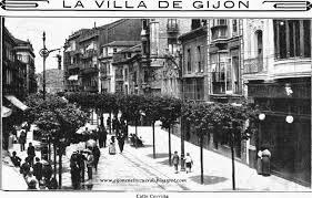 Gijón, año 1920
