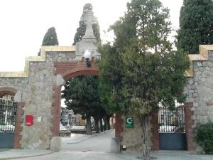 Cementerio de Les Corts (Barcelona)