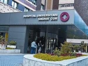 Hospital del Sagrat Cor de Barcelona.