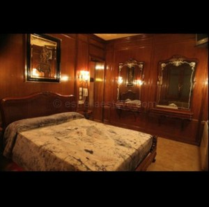 Otra de las habitaciones.