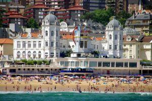 Playas de El Sardinero (Santander)