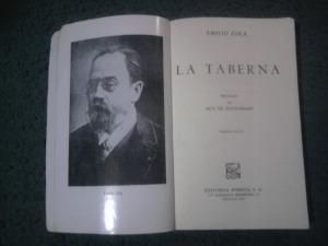 """La Taberna"" de Émile Zola"