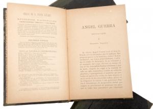 """Ángel Guerra"" (1891)"
