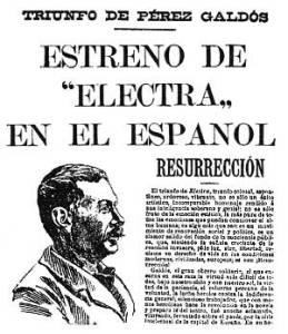 """Crítica del estreno de """"Electra"""""""