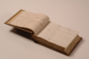 """Manuscrito de """"Marianela"""""""